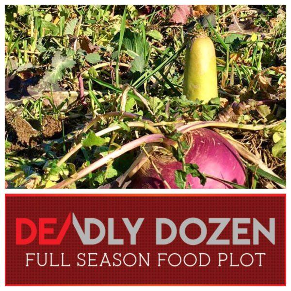 Deadly Dozen Full Season Food Plot