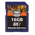 Delkin Devices Trail Camera 16GB SD Card
