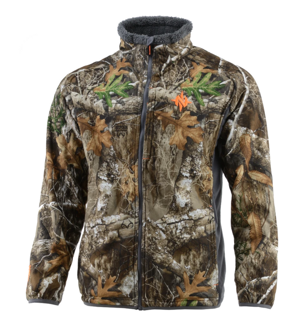 Nomad Harvester Jacket - Realtree Edge