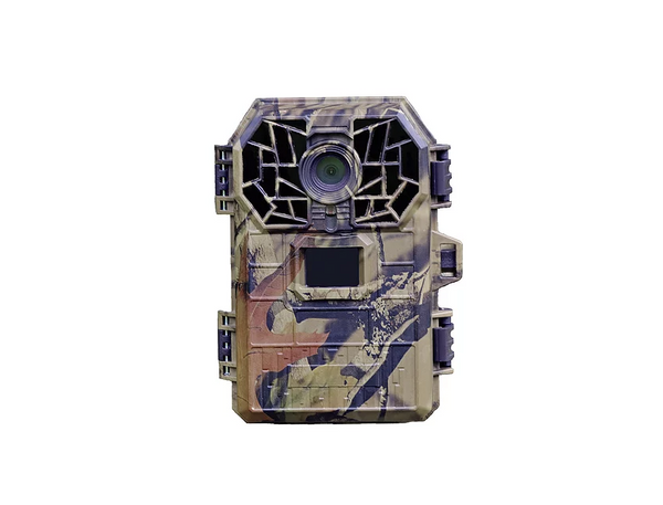 Radix MT-100 Trail Camera Package Shown in Camo Print