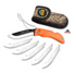 "Outdoor Edge 3.5"" Razor Pro Razor-Blade Hunting Knife (Color: Blaze Orange)"