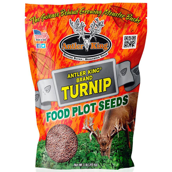 One Pound of Turnip Seeds