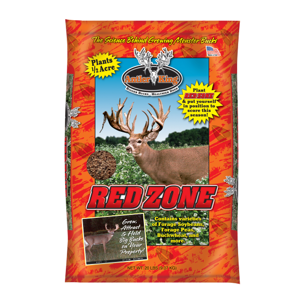 Twenty Pound Bag of Red Zone
