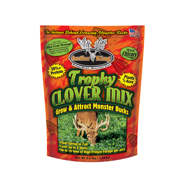 Bag of Trophy Clover Mix