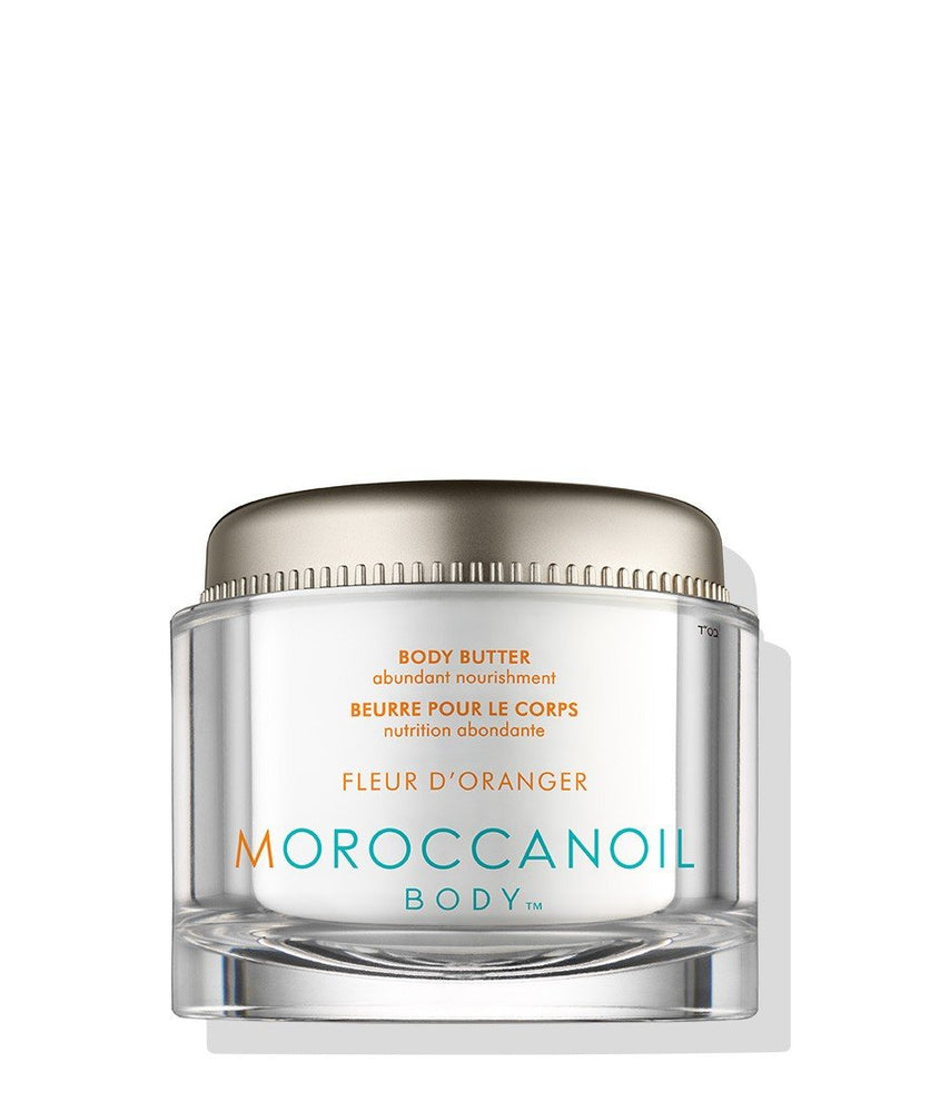 Moroccan oil body butter
