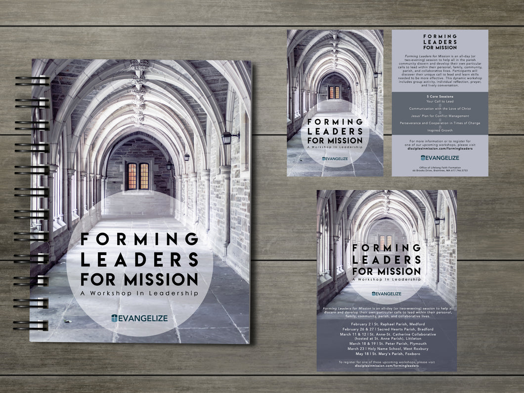 Coming Soon! Forming Leaders for Mission Subscription