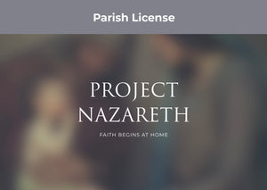 Project Nazareth - Parish License