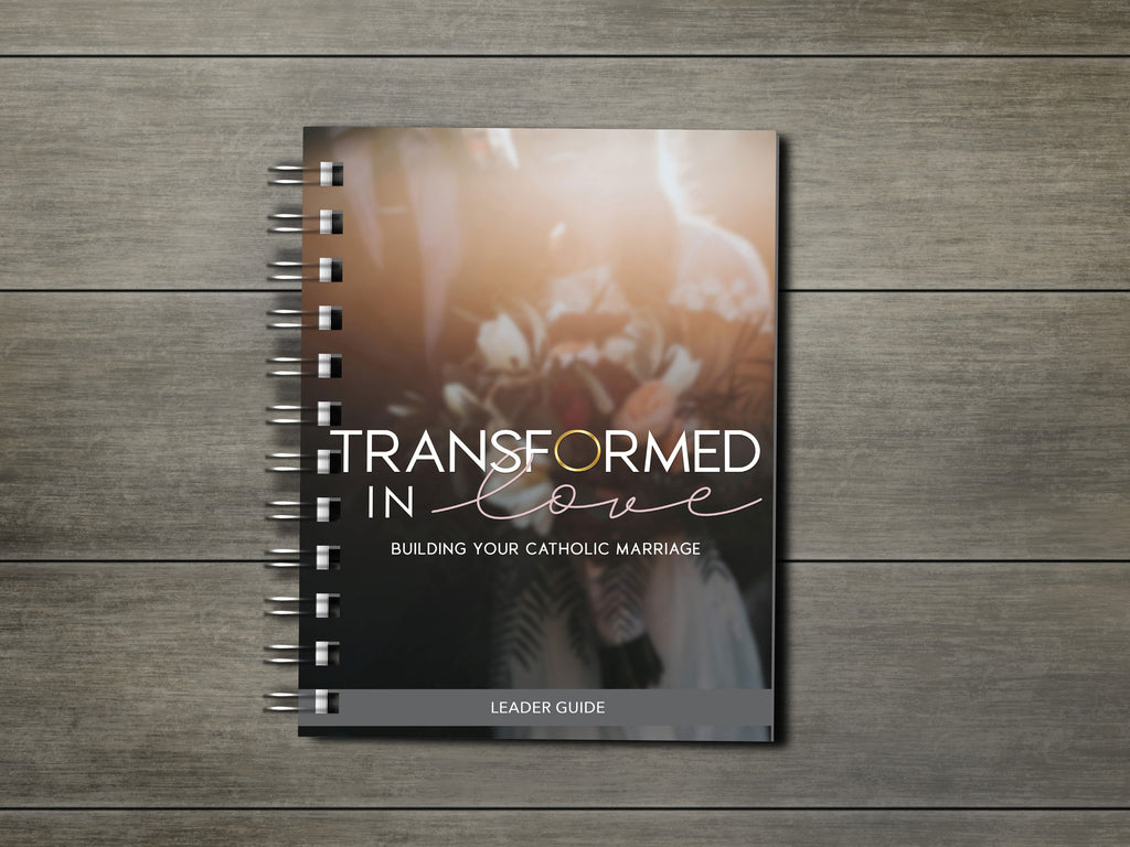 Transformed in Love Leader Guide