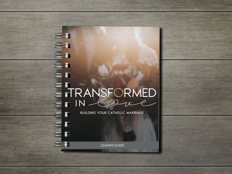 Transformed in Love Leader Guide - Boston