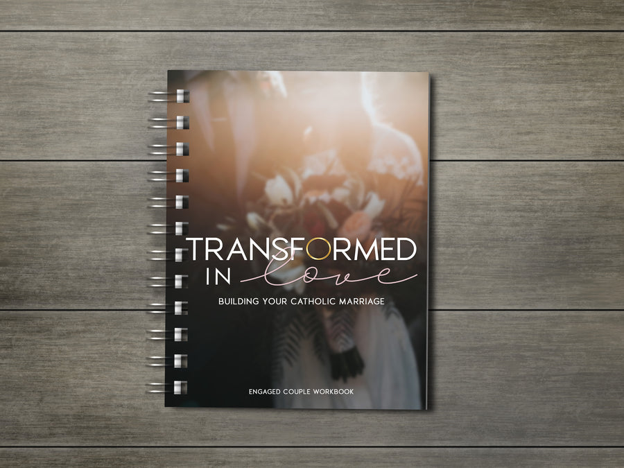 Transformed in Love Workbook