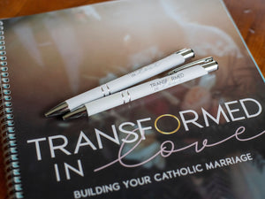 Transformed in Love Pen