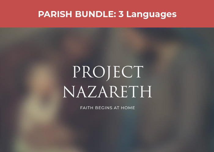 Project Nazareth - Parish License [ALL Language Bundle]