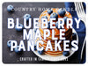 Blueberry Maple Pancakes