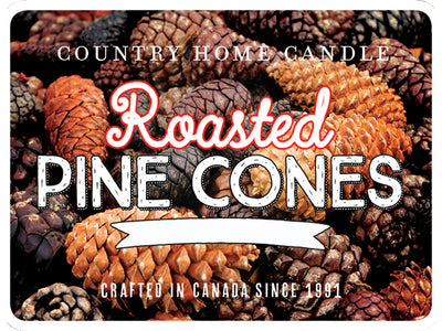 Roasted Pine Cones