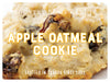 Apple Oatmeal Cookie