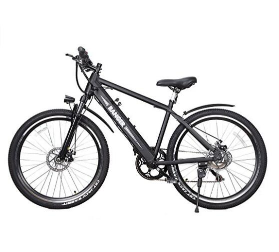 Nakto Cruiser Electric Mountain Bike With 36v 10ah Removable