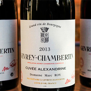 Discover Domaine Marc Roy from Gevrey-Chambertin