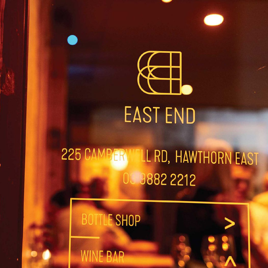 East End Wine Bar - Rhône Valley Wine Masterclass - 19 MARCH