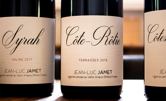 Jean-Luc Jamet Wines