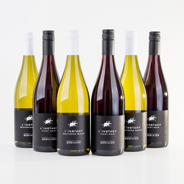 Fun, Juicy Pinot Noir & Sauvignon Blanc Six Pack