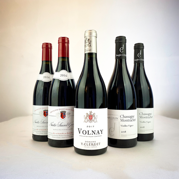Burgundy Pinot Noir Pack - Three Benchmark Village Wines