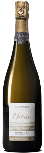 Champagne Dehours - Extra Brut Nature NV