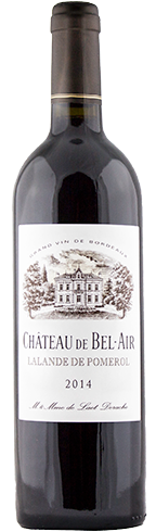 Chateau de Bel-Air - Lalande de Pomerol 2014 375ml