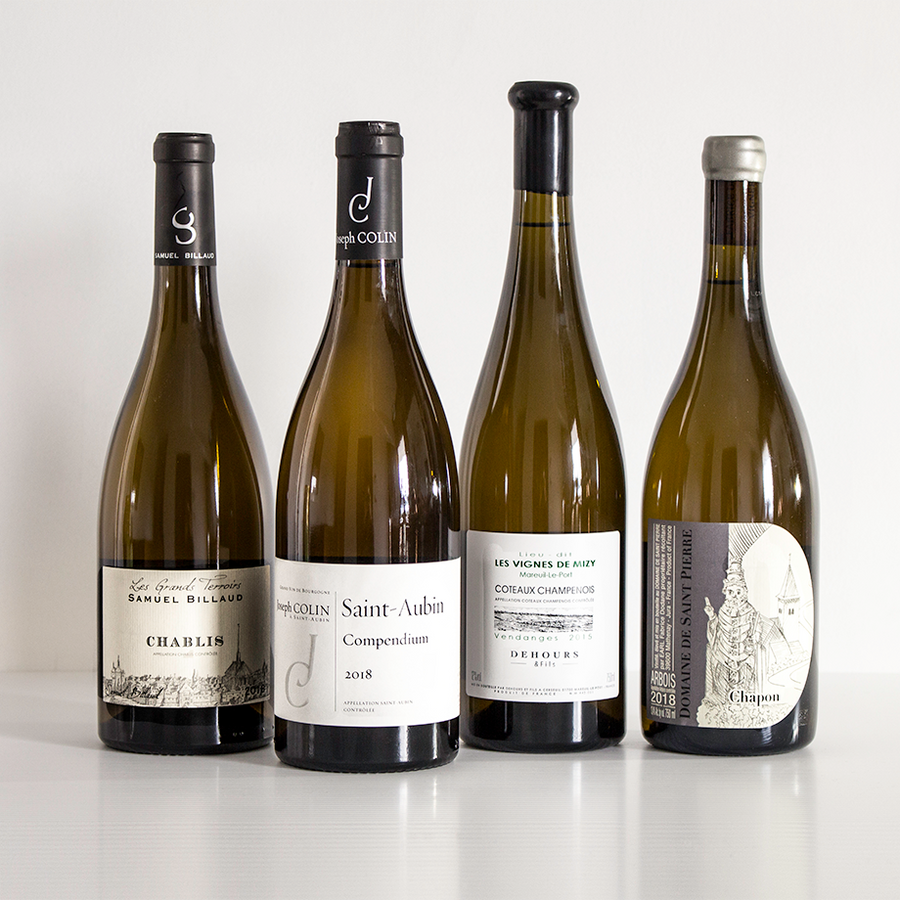 Four Shades of Chardonnay Pack