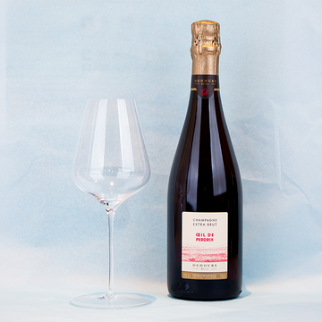 Grassl Mineralité Paired with Champagne Dehours Rosé