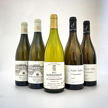 The Over Achievers, Lesser Known White Burgundies