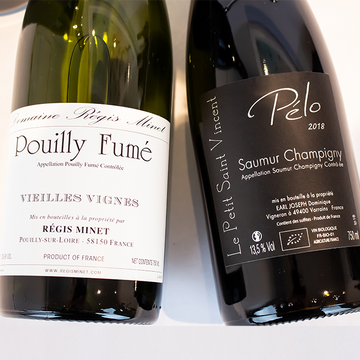 Vintec Club Members | Loire Valley Virtual Tasting