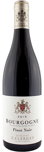 Domaine Yvon Clerget - Bourgogne Pinot Noir 2017