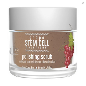 Grape Stem Cell Solutions Polishing Scrub