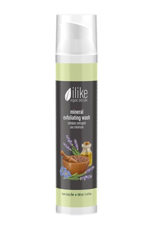 Mineral Exfoliating Wash 3.4oz