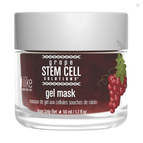 Grape Stem Cell Solutions Gel Mask