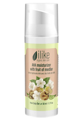 AHA Moisturizer with Fruit of Medlar