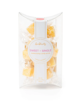 Mini-Me Pack: Sweet + Single Candy Scrub - Mango Sorbet