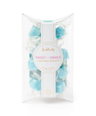 Mini-Me Pack: Sweet + Single Candy Scrub - Ocean Mist