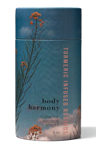 Body Harmony: Turmeric Infused Rooibos