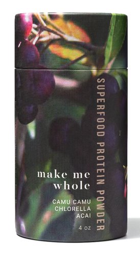 Make Me Whole: Superfood Protein Powder