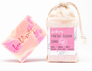 Vegan Soap - Fresh Sugar Cane