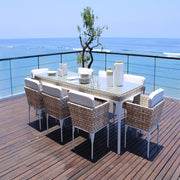 Brafta Rectangular Dining Table 280