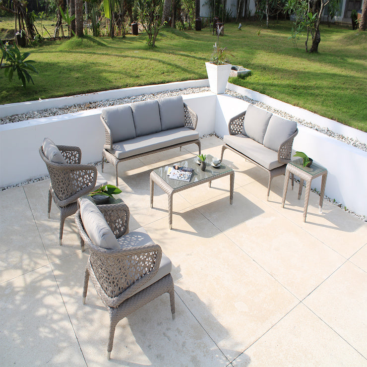 quality outdoor 2 seater sofa by skyline design
