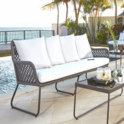 quality outdoor 3 seater sofa by skyline design