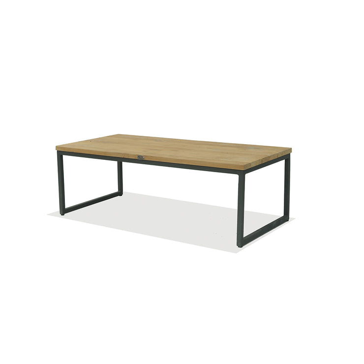 Nautic Rectangle Coffee Table - Carbon Matte