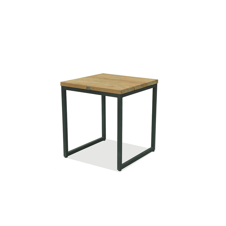 Nautic Square Side Table - Carbon Matte