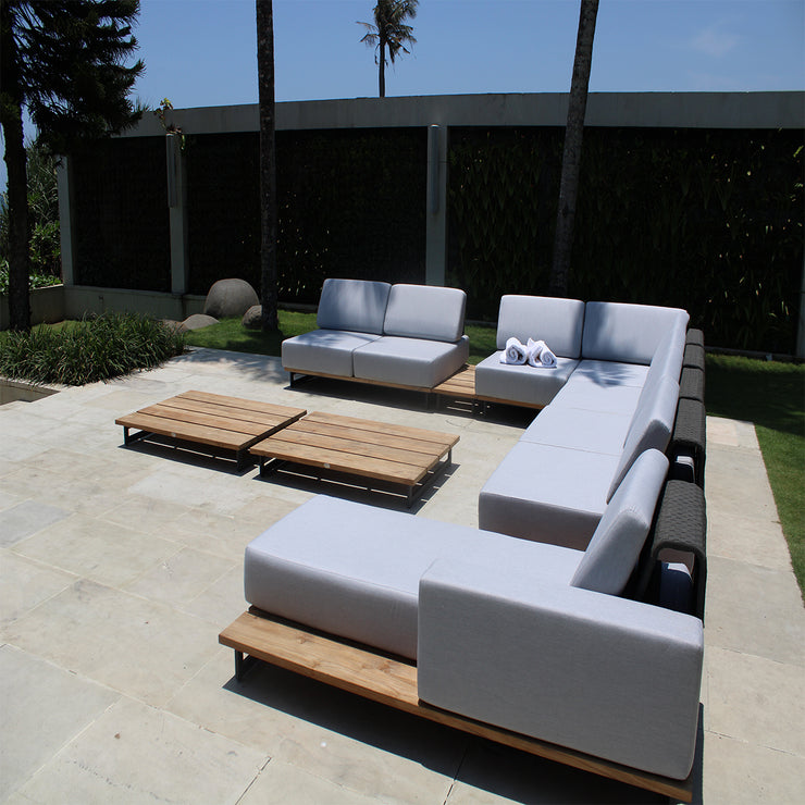 quality outdoor modular sofa by skyline design