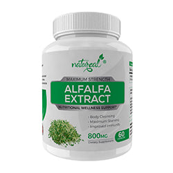 NATUREAL ALFALFA EXTRACT
