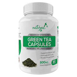 NATUREAL GREEN TEA EXTRACT