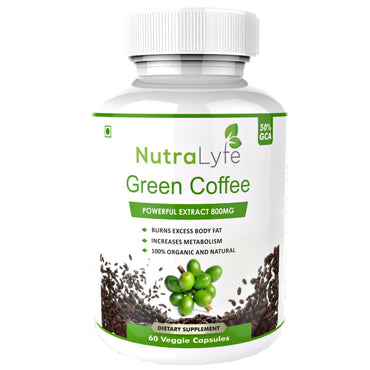 NUTRALYFE GREEN COFFEE EXTRACT